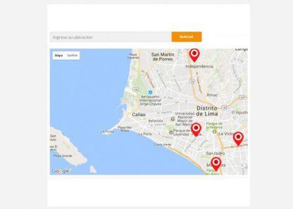 mapa personalizado de google maps para paginas web