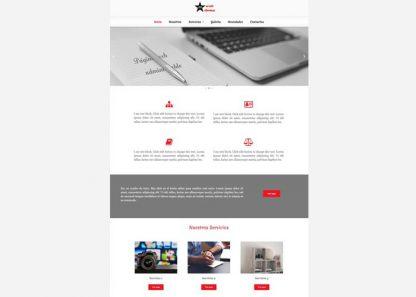 tema wordpress irweb17 para Página Web