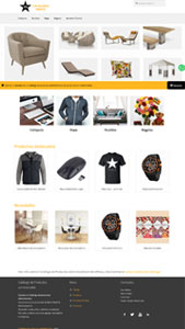 Catálogo de productos administrable (WooCommerce)