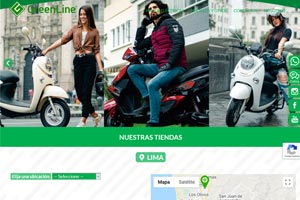 Greenline Motos Eléctricas Perú